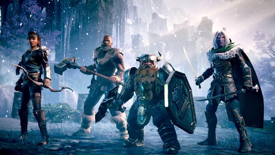 Dungeons and Dragons Dark Alliance EMBARGO