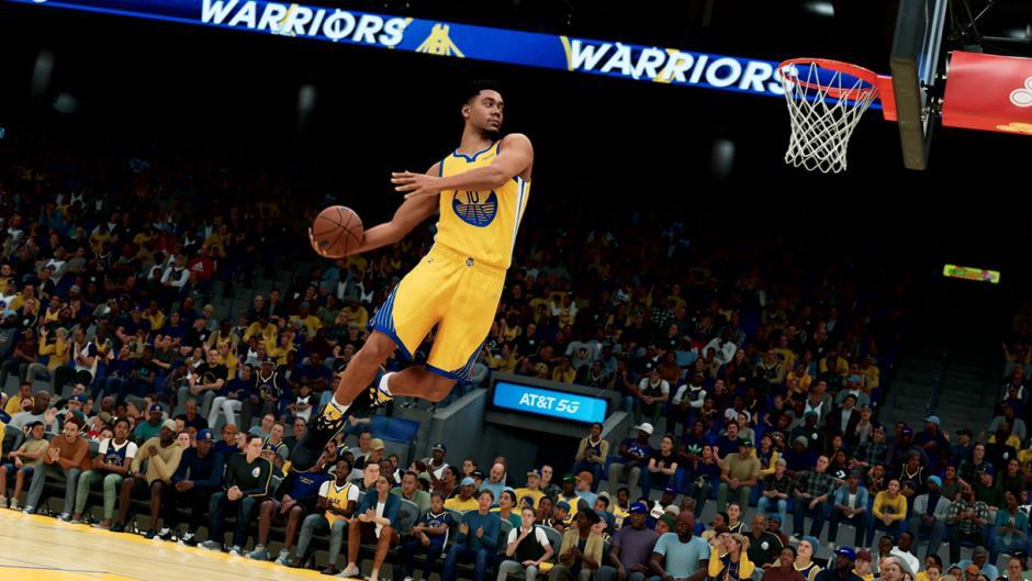 Análisis de NBA 2K22 para PS5 y Xbox Series X-S