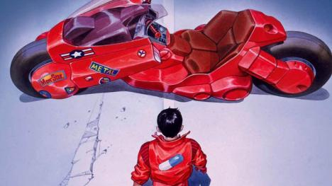 Akira Clásico Anime Película