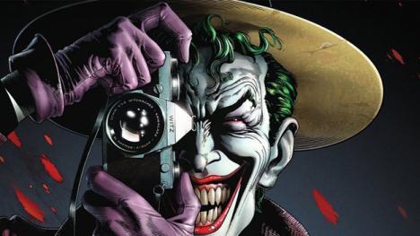 Joker, cómic, animación