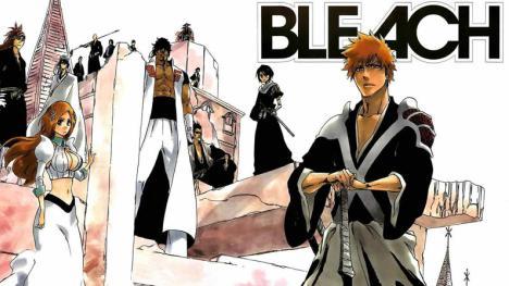 Bleach Manga Tite Kubo