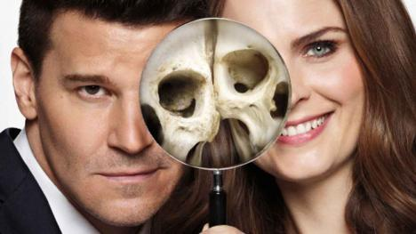 Cartel de la temporada final de Bones