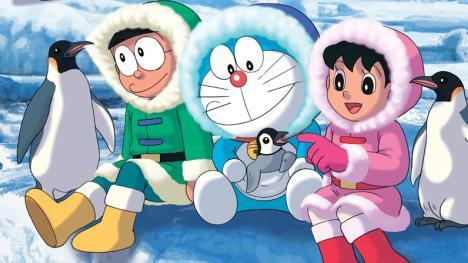 Doraemon película 2017