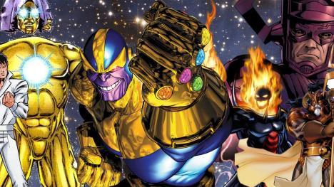 15 seres más poderosos de Marvel