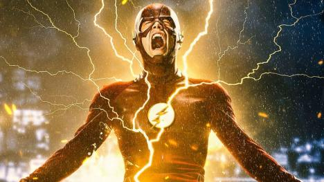 The Flash, video recopilatorio temporada 2