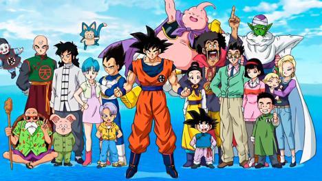 Principal Dragon Ball anime