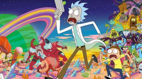 Rick y Morty Crítica