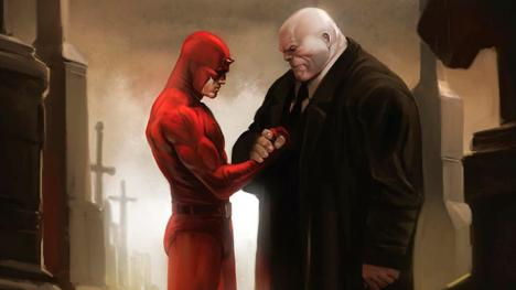 Daredevil: Spin-off Kingpin