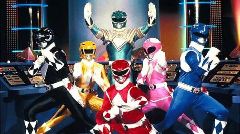 Principal Power Rangers