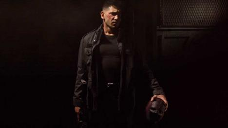 8. The Punisher (2017)