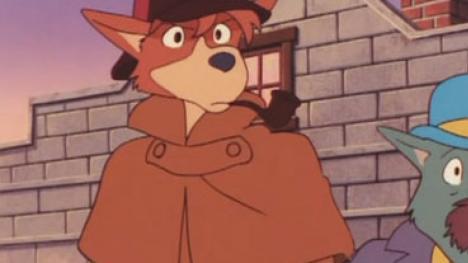 Sherlock Holmes - ¿Cómo acabó la serie de dibujos animados?