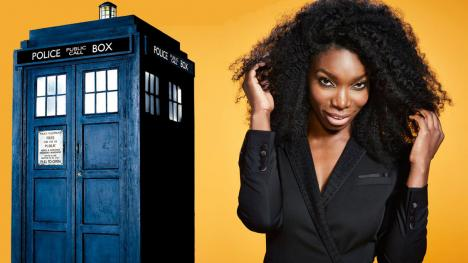Doctor Who - Michaela Coel