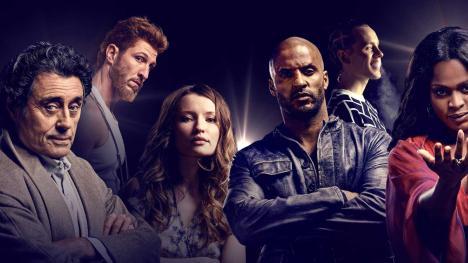 American Gods - Review de la novela