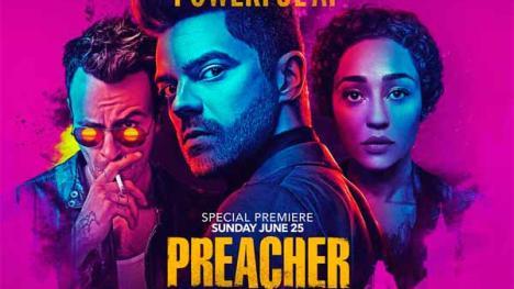 Poster Predicador Temporada 2