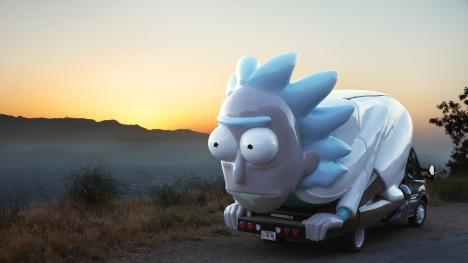 Rick y Morty - Rickmobile