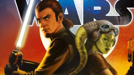 Star Wars: Un nuevo amanecer - review de la novela precuela de Rebels
