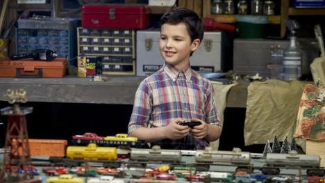 Young Sheldon, spin-off de The Big Bang Theory