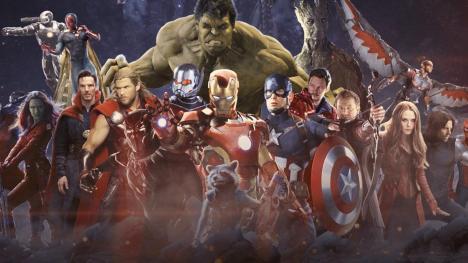 Marvel, Los Vengadores, UCM