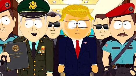 South Park Donald Trump