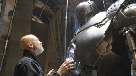Iron Man, Marvel, UCM
