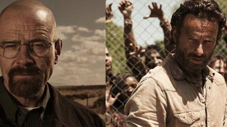 Breaking Bad - The Walking Dead