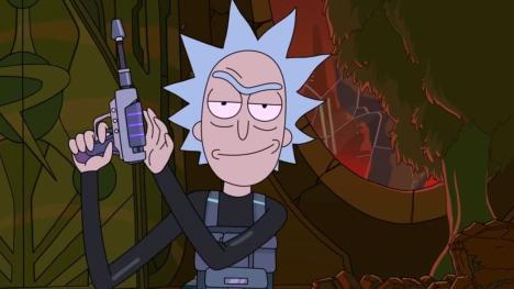 Review de Rick y Morty 3x01, ya en España en Canal TNT