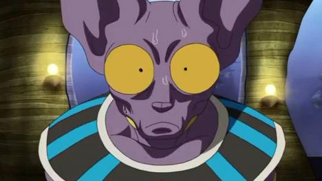 Beerus - Dragon Ball Super