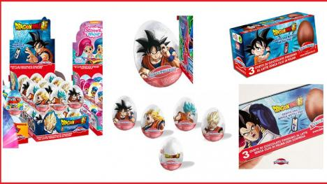 Dragon Ball Super Dolci Preziosi