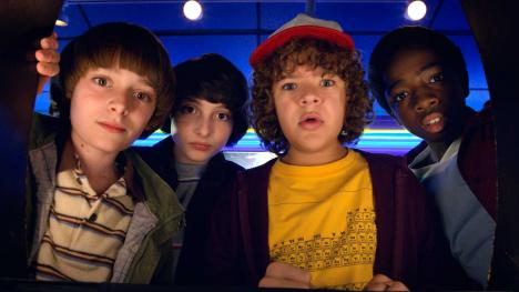 Especial Stranger Things
