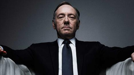 House of Cards seguirá en Netflix, pero sin Kevin Spacey