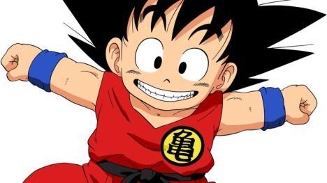 Goku niño, san goku, akira toriyama