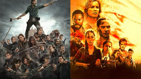 AMC, fear walking dead, fox