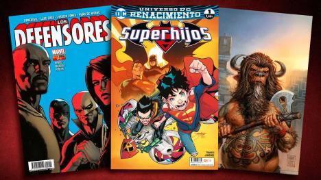 Mejores comics de 2017