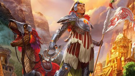 Concuso Bundle Pack de Magic the Gathering - Rivales de Ixalan