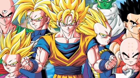 Dragon Ball grupo