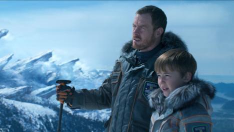 Imágenes de Lost in space, el remake de Netflix