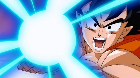 Goku VS Botamo Dragon Ball Super