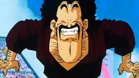 Mr Satan en Dragon Ball