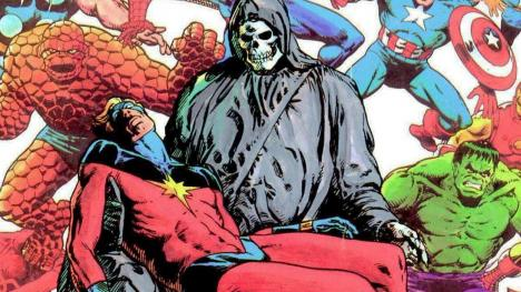 13 personajes de Marvel Comics que han permanecido muertos definitivamente