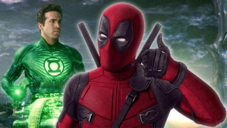 Deadpool y Green Lantern