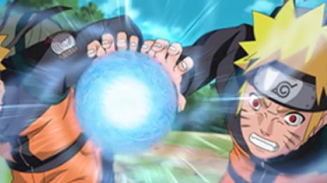 Naruto técnica Ôdama Rasengan