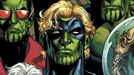 Qué es Invasión Secreta y cuál es su relación con Capitana Marvel
