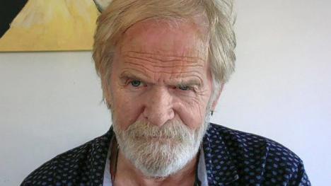Carlos Ezquerra, coautor del Juez Dredd