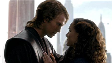 Star Wars - Anakin y Padmé