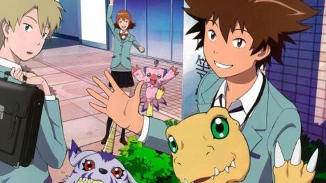 Digimon Adventure 20 aniversario