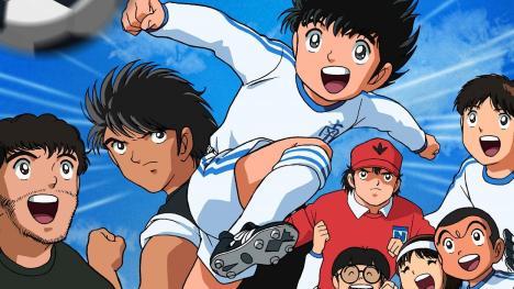 Oliver y Benji - Campeones - Captain Tsubasa