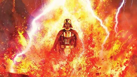 Comics Star Wars - Darth Vader