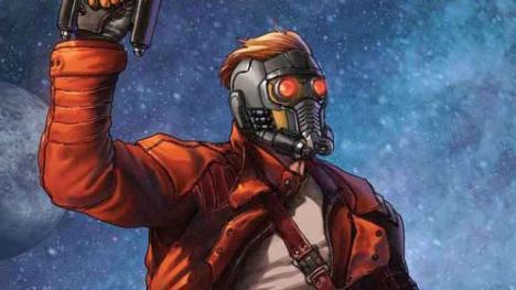 Guardianes de la Galaxia - Star Lord