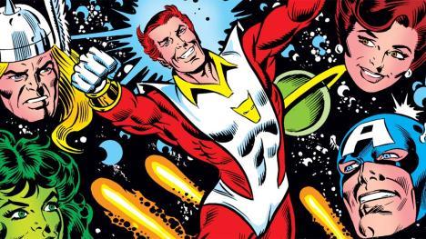 Starfox (Eros), el hermano de Thanos en los cómics
