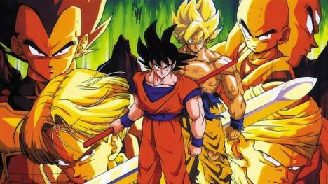 Dragon Ball Z tendrá nuevos packs en DVD